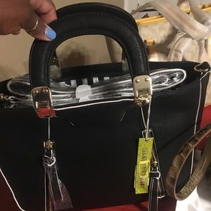 Gianni Bini Black Handbag